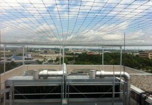 Pigeon Busters Project - Cooling Tower
