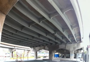 Pigeon Busters Project - Highway Underpass
