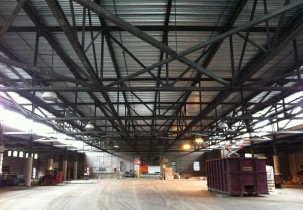 Pigeon Busters Project – Warehouse